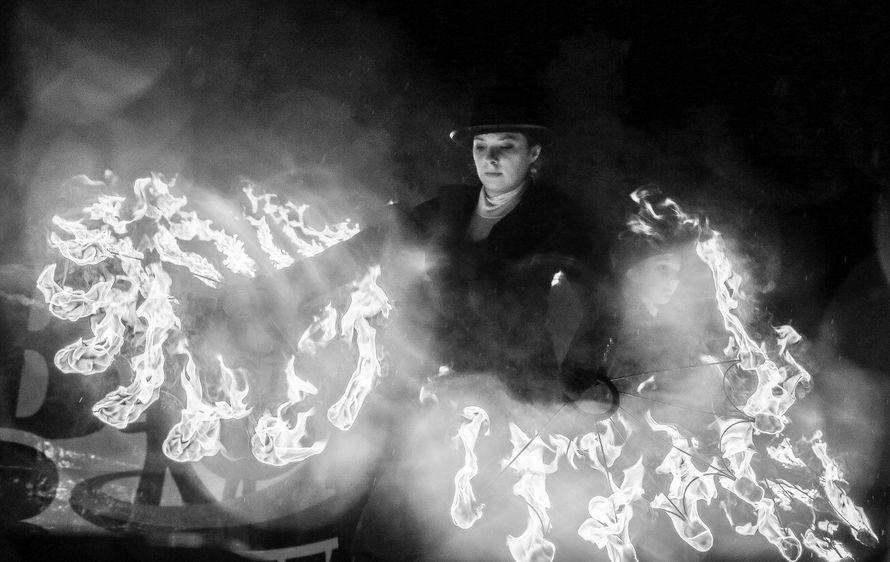 Фото 6060203 в коллекции Огненное (фаер) шоу - Творческий коллектив Огни большого города