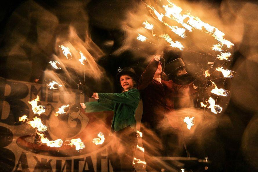 Фото 6060223 в коллекции Огненное (фаер) шоу - Творческий коллектив Огни большого города