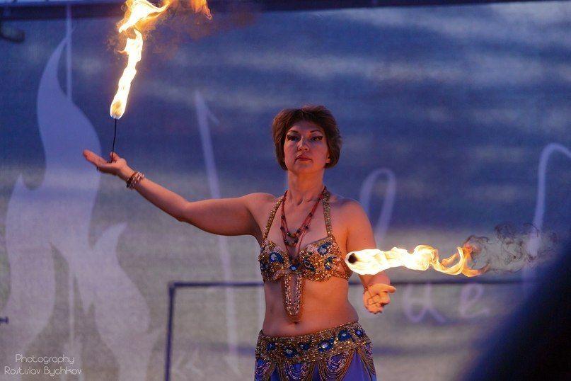 Фото 6060319 в коллекции Огненное (фаер) шоу - Творческий коллектив Огни большого города