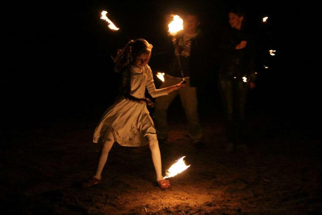 Фото 6060395 в коллекции Огненное (фаер) шоу - Творческий коллектив Огни большого города