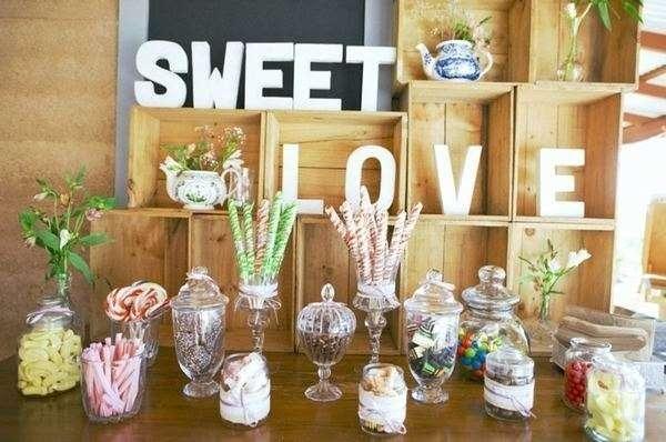 #оформлениесвадьбы #самара #красиваясамара #кэндибар #candybar - фото 11118912 Fleur-de-lis цветочная мастерская
