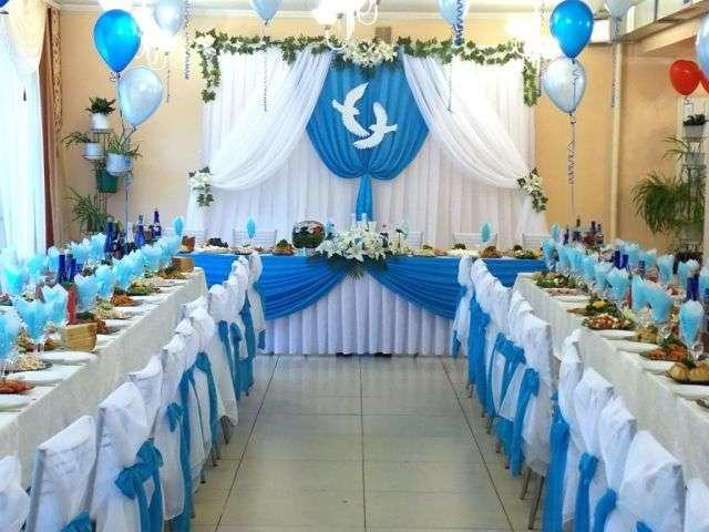 Голубая свадьба - фото 6103889 Арт-студия Ray75