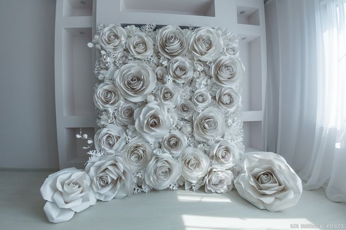 Украшения для свадебного зала своими руками фото и идеи
