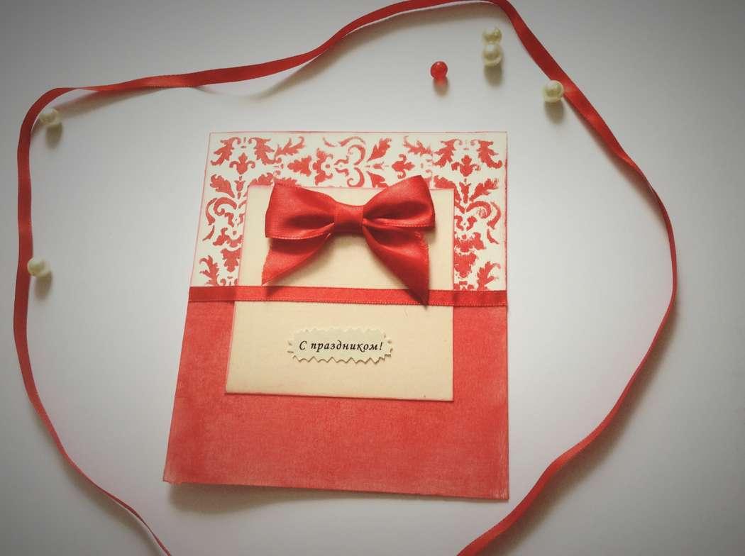Фото 6123583 в коллекции Открытки, которые также могут быть использованы в качестве пригласительных - Пригласительные ручной работы Cardmaking_simf