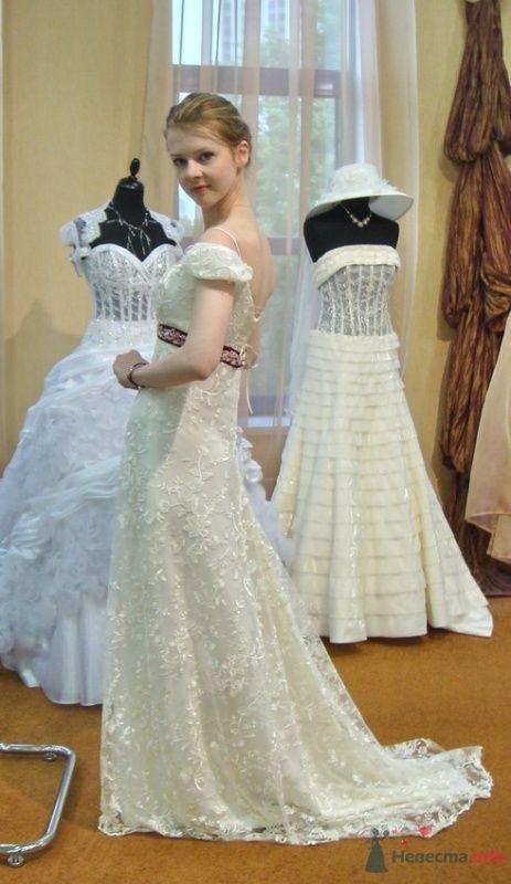 Платье №3, вид сбоку - фото 26564 malysh_eva