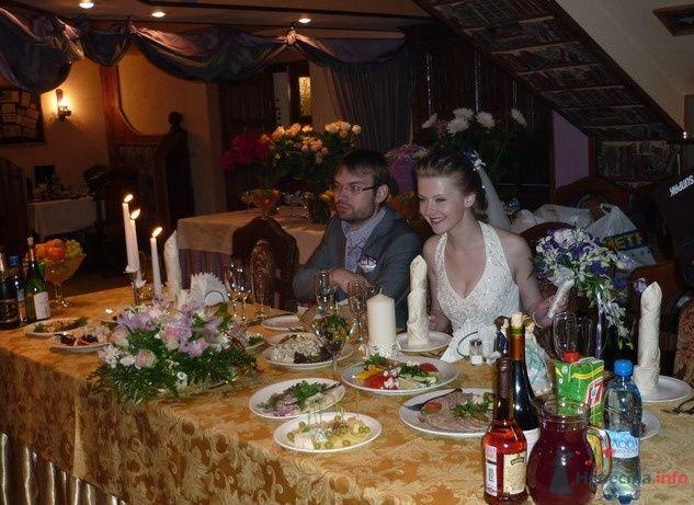 Фото 36426 в коллекции Оленька и Андрюша :) Свадьба!