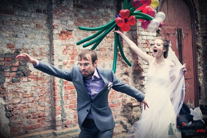 Фото 64545 в коллекции Наша свадьба by kaioshk.ru -- фотограф Мария Ширяева - malysh_eva