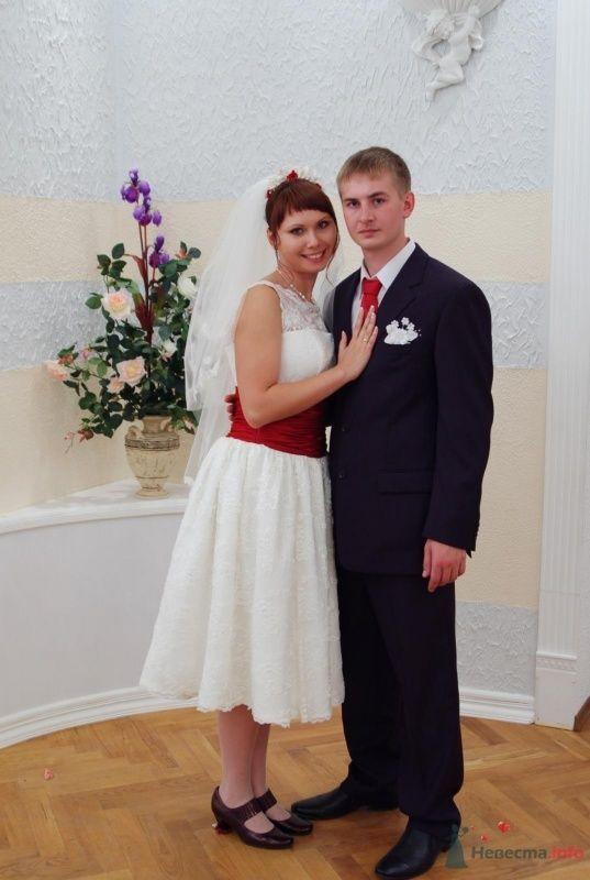 Фото 42836 в коллекции Моя свадьба