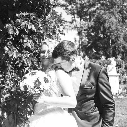 """Фотосъёмка неполного дня - пакет """"Свадебная прогулка"""", 1-3 часа"""