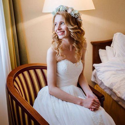 Свадебный макияж 1,5 - 2 часа