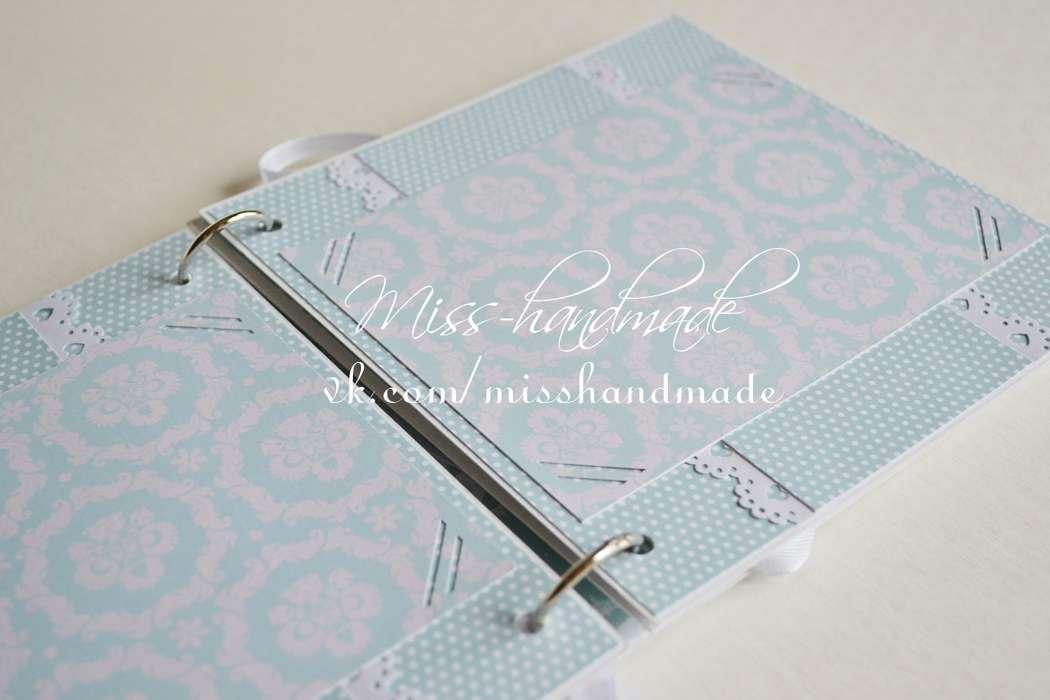 Фото 597973 в коллекции Мини фото-альбомы. - Miss-handmade - свадебные аксессуары