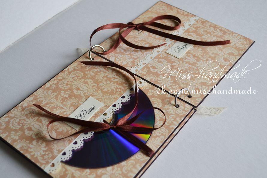 Фото 597982 в коллекции Мини фото-альбомы. - Miss-handmade - свадебные аксессуары