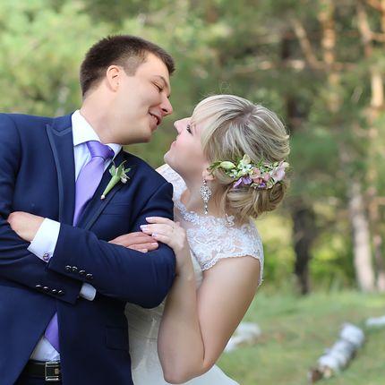 Профессиональная фотосъёмка свадеб и праздников