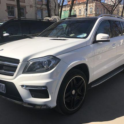 Mercedes GL в аренду