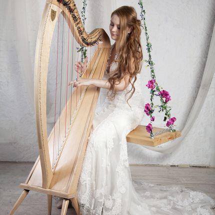Дуэт арфа и флейта, 1 час