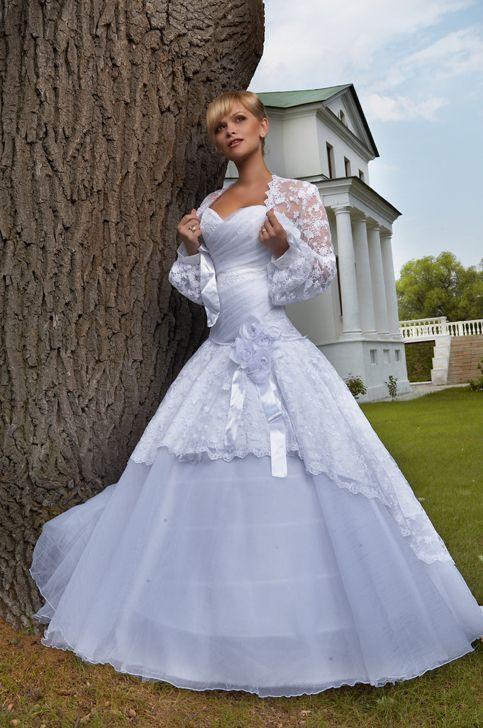 свадебное платье картинки пышные