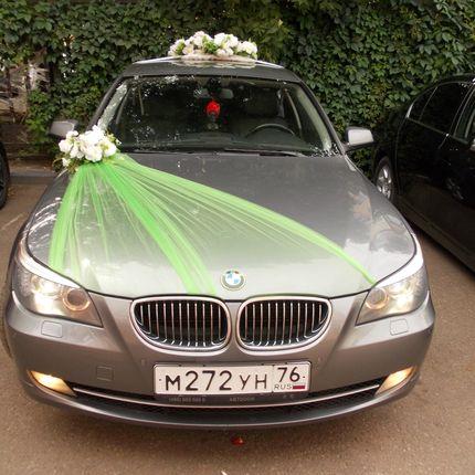Аренда BMW на свадьбу