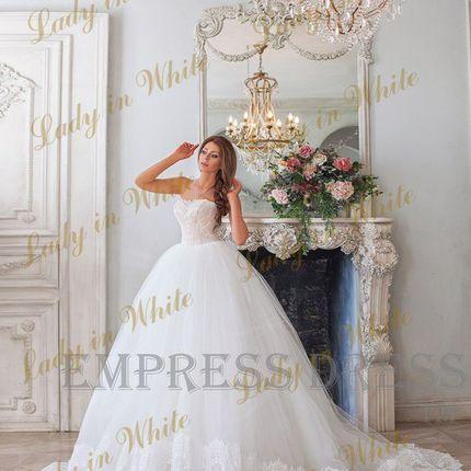 Свадебное платье Empress Dress