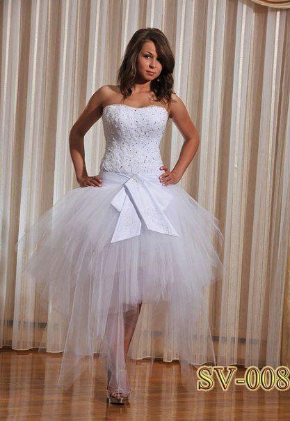 Как перешить свадебное платье