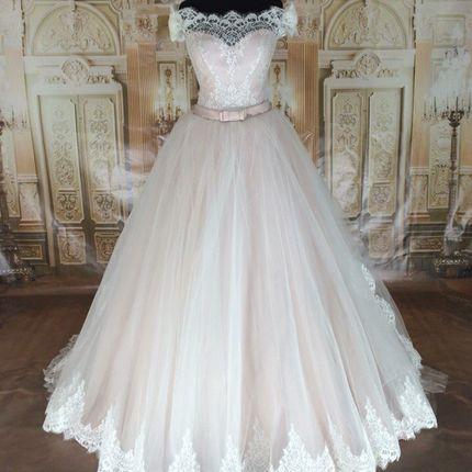 """Свадебное платье """"Бажена"""""""