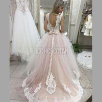 Свадебное платье - модель Екатерина