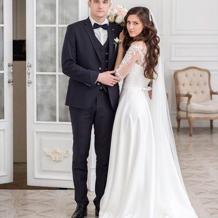 Образ невесты и репетиция