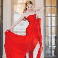 Фото Ada Ocean  Макияж и образ Евгения Русалеева  Платье  Организатор  Модель Ксения Каравайцева