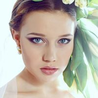 model: Anastasia  photo: Svetlana Kassina  make-up, hairstyle: Irina Boyko  style: Svetlana Kassina and Irina Boyko