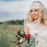 Невеста в стиле Бохо Шик