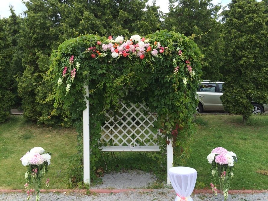 Место регистрации - фото 8031692 Оформление свадеб – Beauty flowers