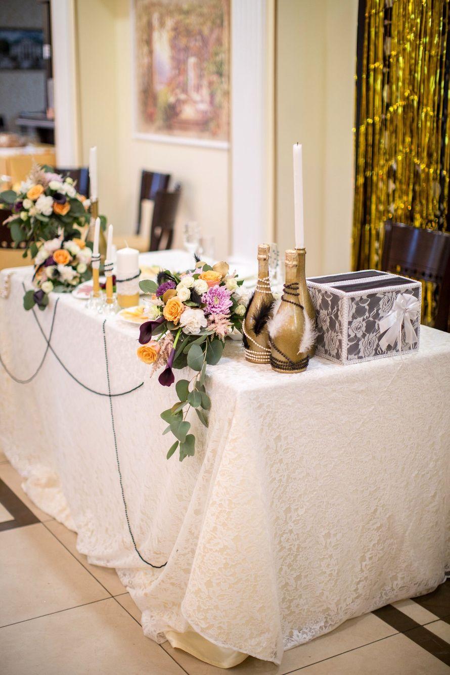 Фото 16608090 в коллекции Свадьба в стиле Гэтсби - Оформление свадеб – Beauty flowers