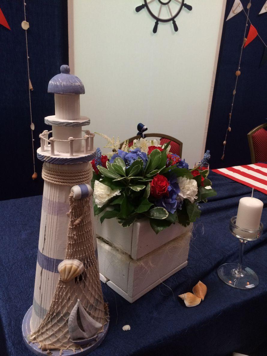 Фото 16611488 в коллекции Свадьба в морском стиле - Оформление свадеб – Beauty flowers