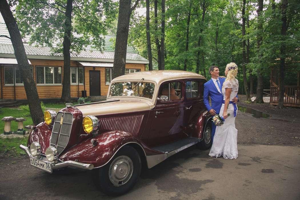 Фото 6446106 в коллекции фото с мероприятий - Ретро клуб Победа - аренда автомобилей