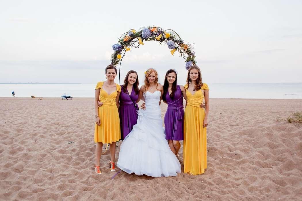 Фото 6447516 в коллекции Платья-трансформеры для подружек невесты - Платья-трансформеры для подружек невесты STOEMAMI