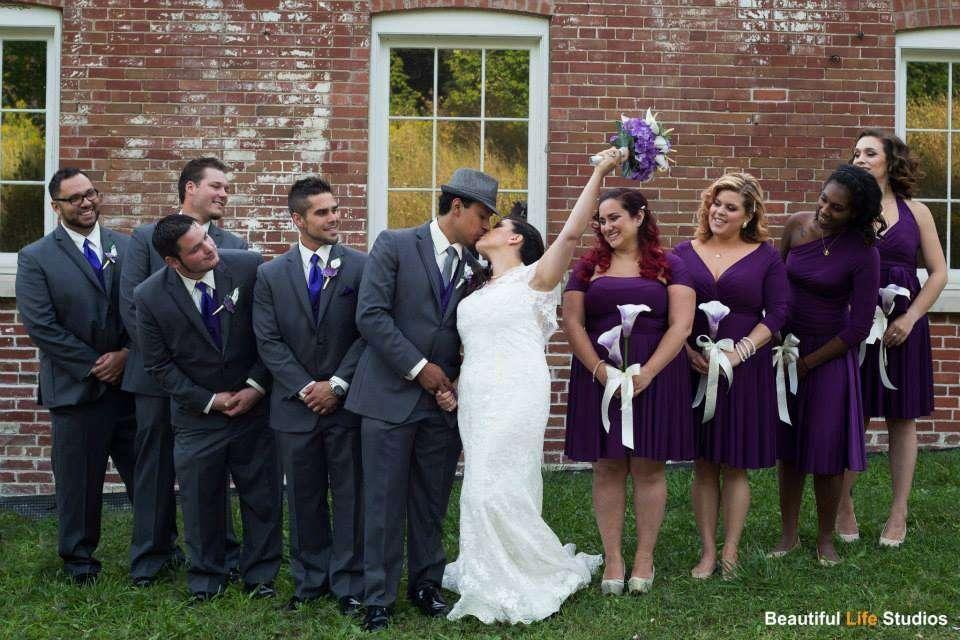 Фото 6447564 в коллекции Платья-трансформеры для подружек невесты - Платья-трансформеры для подружек невесты STOEMAMI