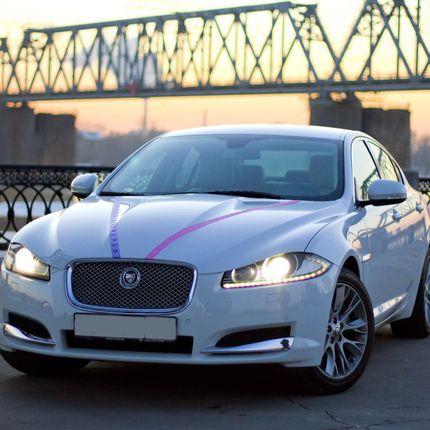 Аренда авто Jaguar XF Рестайлинг