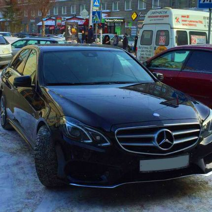 Mercedes E-Сlass W212 AMG 2015 г