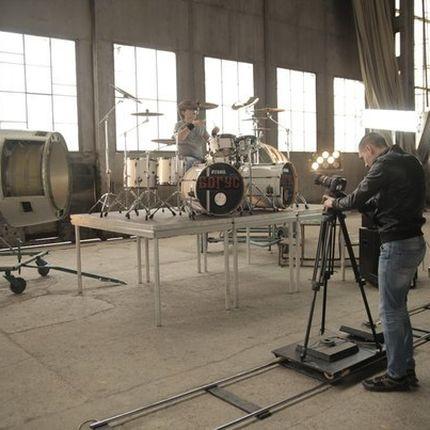 Почасовая съёмка в 1 камеру
