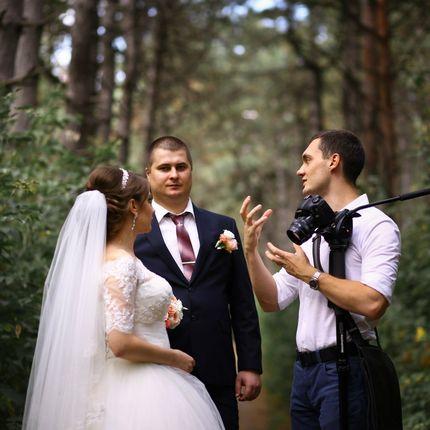 Свадебный фильм 2 камеры + кран