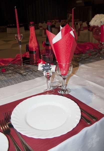 Фото 6586880 в коллекции Оригинальная красная свадьба - Студия декора и флористики  - Malina group