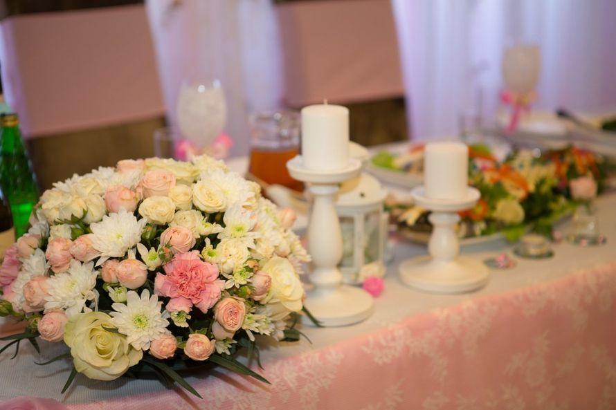 Фото 13329244 в коллекции Зефирная свадьба - Студия декора и флористики  - Malina group