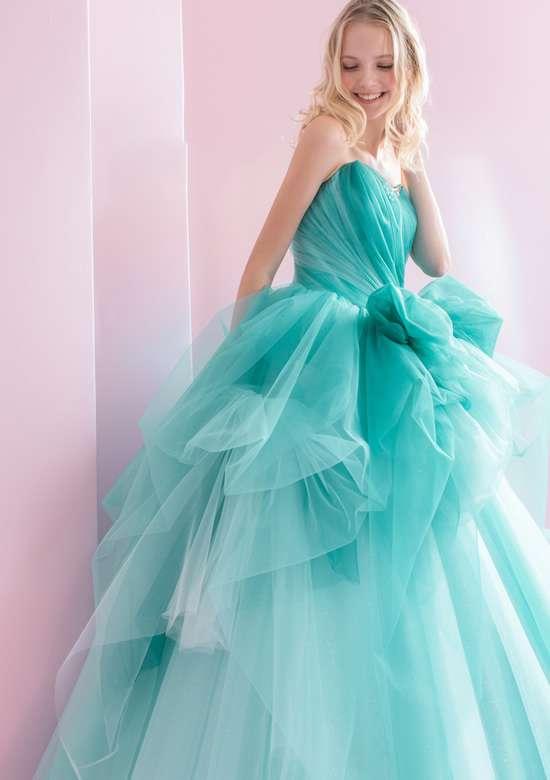 Свадебное платье - Акварель - фото 7707310 Maltina Maria - свадебная и праздничная полиграфия