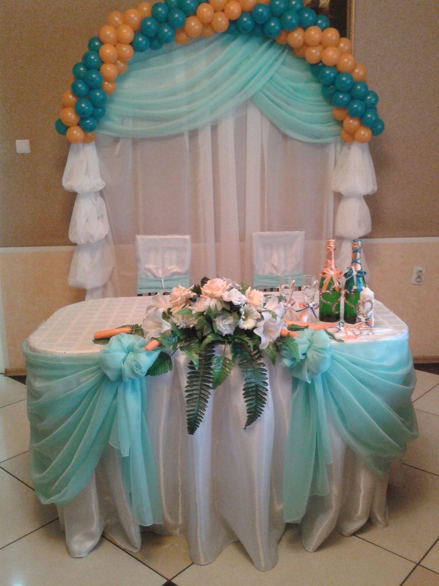 Фото 6598794 в коллекции Бирюзовая свадьба - Дизайнер-флорист, шоколатье Светлана Байбородова