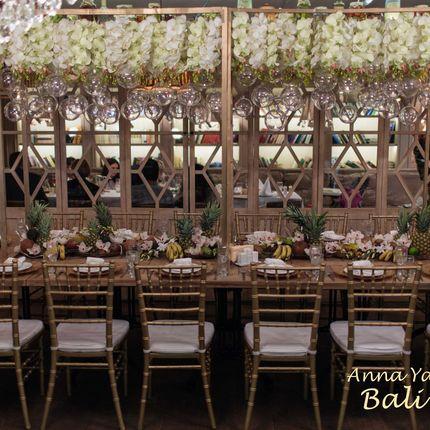 Декор праздничного стола