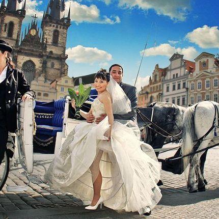Свадебные церемонии в Чехии