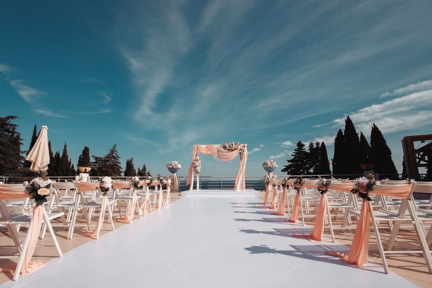 Фото 16938304 в коллекции Свадьба в стиле Италия - Студия декора Wedsy