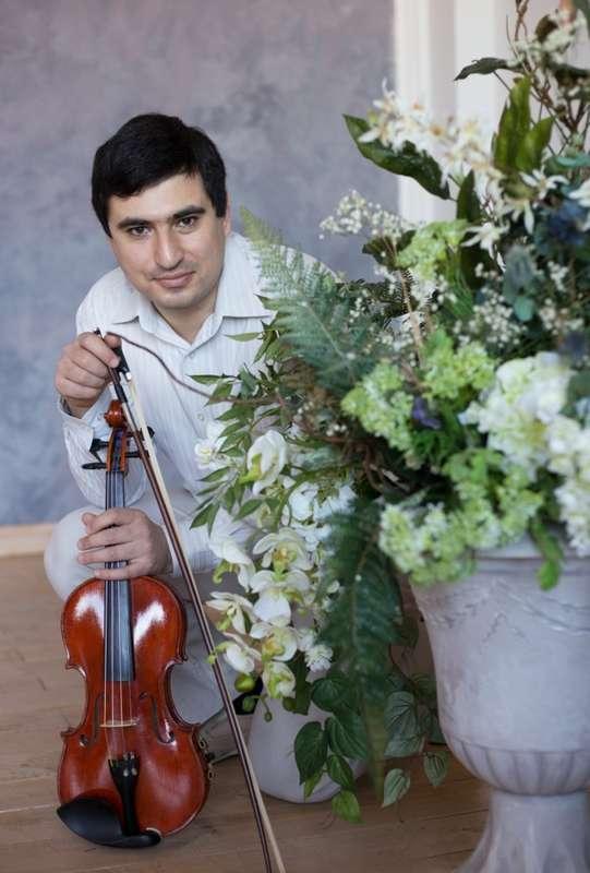 Скрипач на свадьбу Краснодар - фото 17267966 Скрипач Иван Овсепян