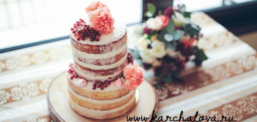 свадебные торты фото краснодар