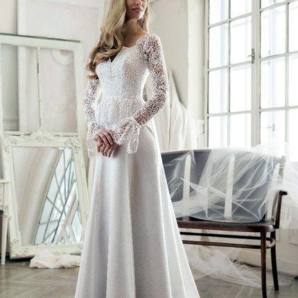 Свадебное платье Бенита-2