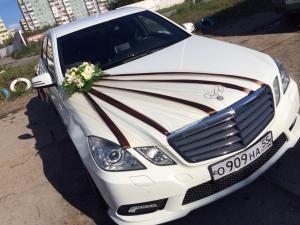 """Оформление авто - фото 7013950 """"Золотой Венец"""" - свадебное агентство"""